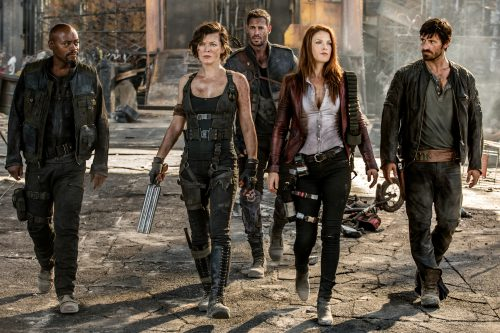 Resident Evil - The Final Chapter 4K UHD Blu-ray Review Szene 5