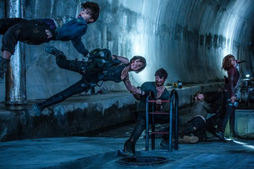 Resident Evil - The Final Chapter 4K UHD Blu-ray Review Szene 6