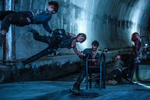 Resident Evil - The Final Chapter 4K UHD Blu-ray Review Szene 6
