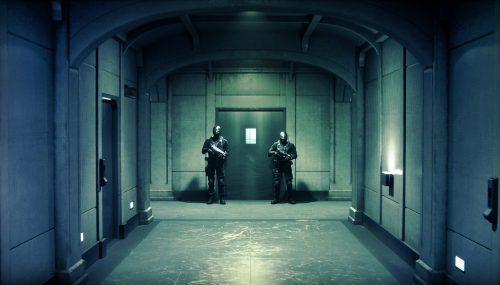 Resident Evil Vendetta BD vs UHD Bildvergleich 1