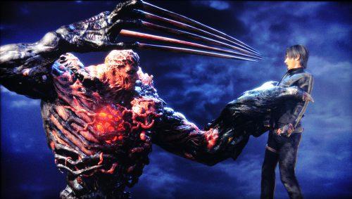Resident Evil Vendetta BD vs UHD Bildvergleich 4