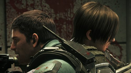 Resident Evil Vendetta Blu-ray Review Szene 3