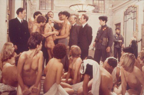 Salò oder die 120 Tage von Sodom Blu-ray Review Szene 1