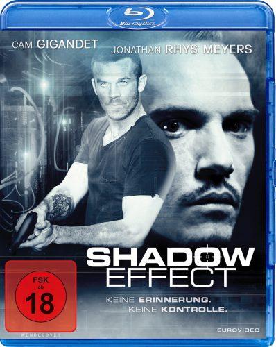 Shadow Effect - Keine Erinnerung. Keine Kontroll. Blu-ray Review Cover