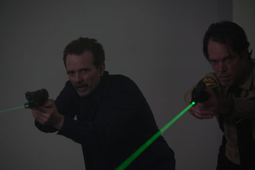Shadow Effect - Keine Erinnerung. Keine Kontrolle. Blu-ray Review Szene 5