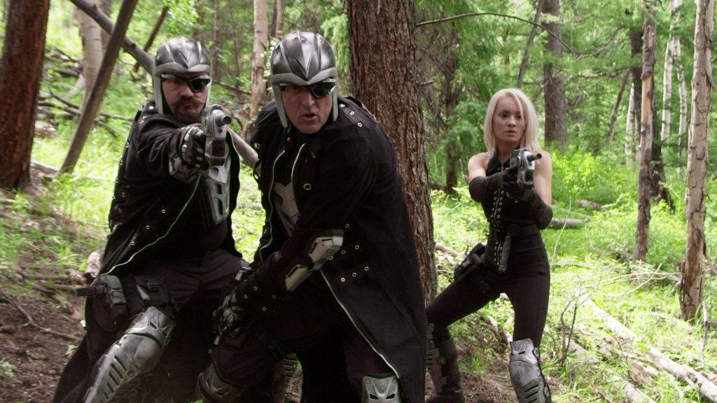 Star Raiders - Die Abenteuer des Saber Raine Blu-ray Review Szene 3