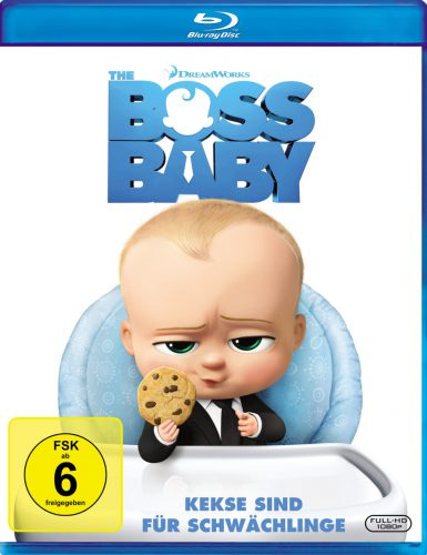 The Boss Baby Blu-ray Review Cover