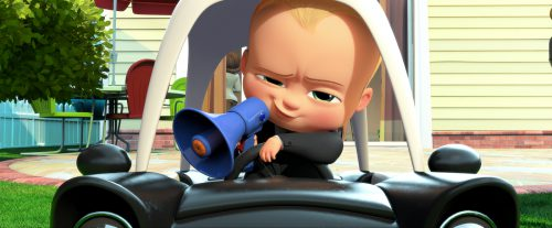 The Boss Baby Blu-ray Review Szene 1