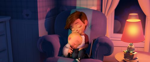 The Boss Baby Blu-ray Review Szene 3