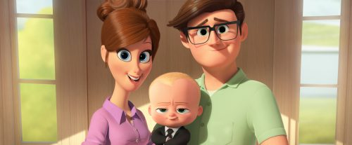 The Boss Baby Blu-ray Review Szene 4
