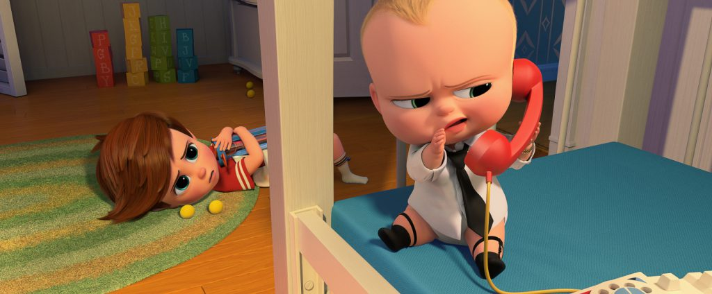 The Boss Baby Blu-ray Review Szene 6