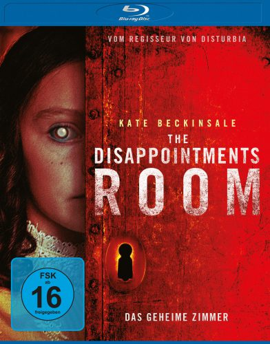 The Disappointments Room Blu-ray Review Cover