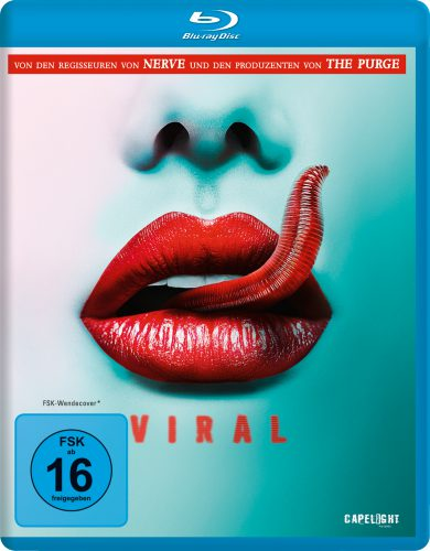 Viral Blu-ray Review Cover