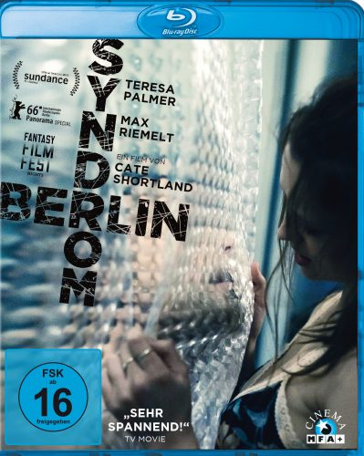 Berlin Syndrom Blu-ray Review Cover