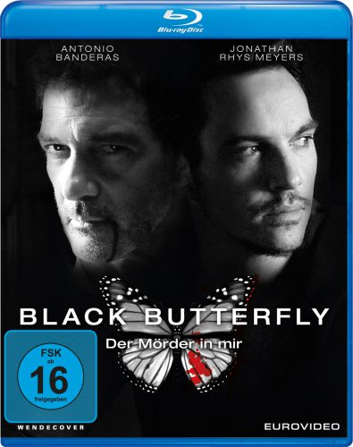 Black Butterfly Blu-ray Review Cover