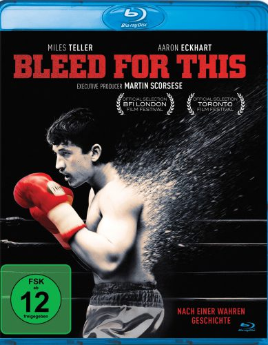 Bleed for this Blu-ray Review Cover