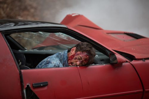 Bleed for this Blu-ray Review Szene 4