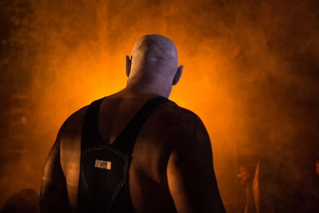 Clowntown Blu-ray Review Szene 2