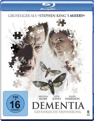 Dementia - Gefährliche Erinnerung Blu-ray Review Cover-min