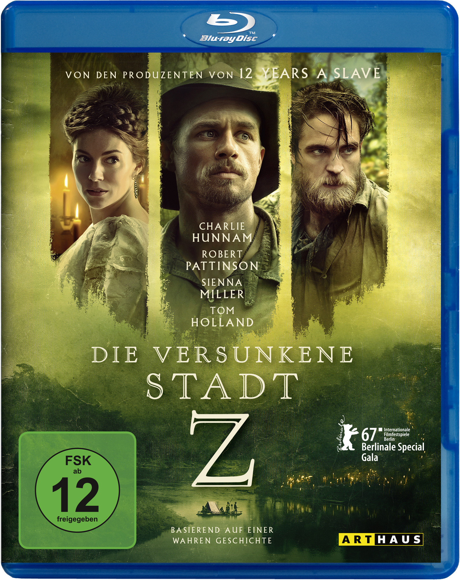 Die Versunkene Stadt Z Movie4k