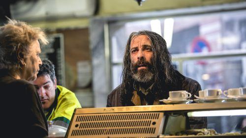 El Bar - Frühstück mit Leiche Blu-ray Review Szene 1