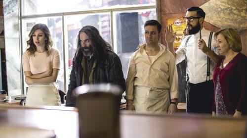El Bar - Frühstück mit Leiche Blu-ray Review Szene 2