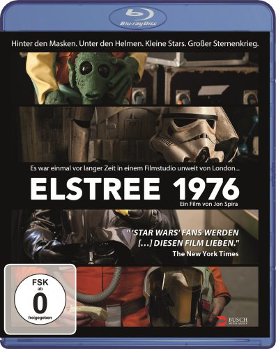 Elstree 1976 Blu-ray Review Cover
