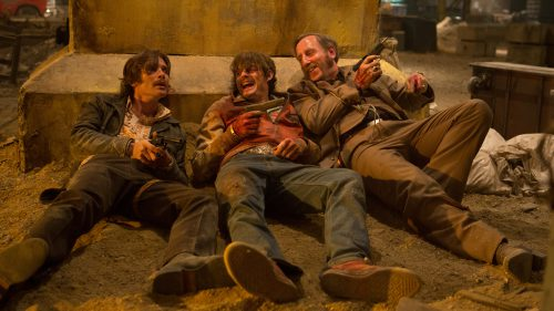 Free Fire Blu-ray Review Szene 2