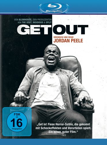 Get Out Blu-ray Review Cover
