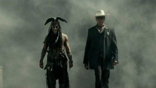 Lone Ranger Blu-ray Review Szene 1