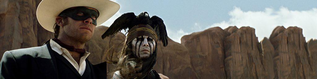 Lone Ranger Blu-ray Review Szene 2