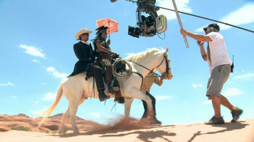 Lone Ranger Blu-ray Review Szene 3