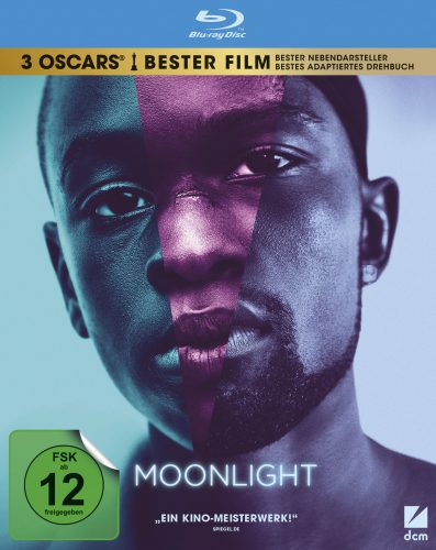 Moonlight Blu-ray Review Cover