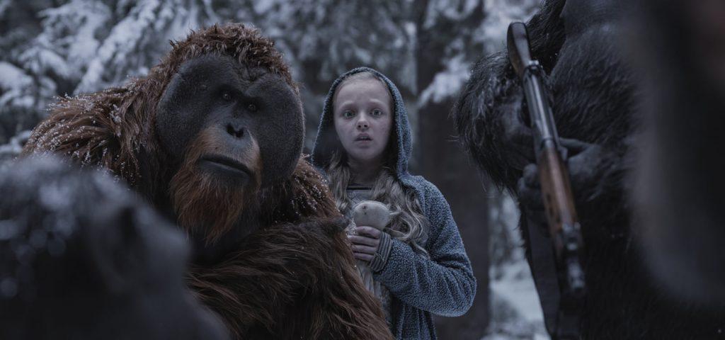 Planet der Affen Survival 4K UHD Blu-ray Review Szene 1