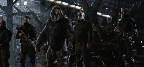 Planet der Affen Survival 4K UHD Blu-ray Review Szene 8