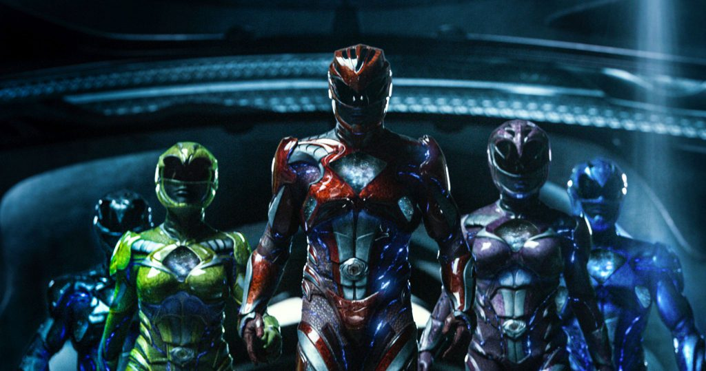 Power Rangers 2017 4K UHD Blu-ray Review Szene 9