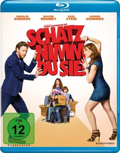 Schatz, nimm du sie Blu-ray Review Cover