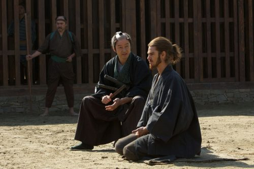Silence Blu-ray Review Szene 8
