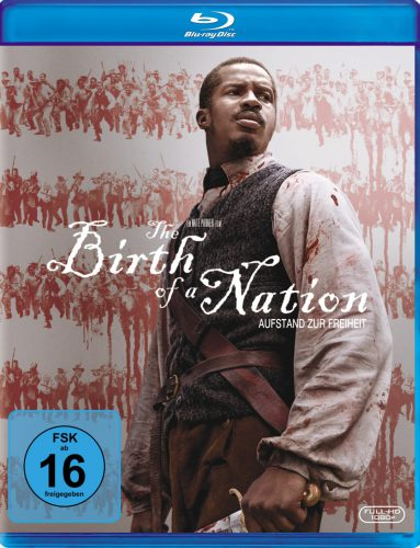 The Birth Of A Nation - Aufstand zur Freiheit Blu-ray Review Cover