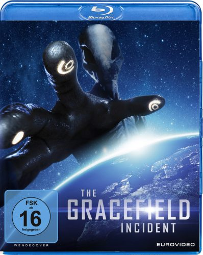 The Gracefield Incident Blu-ray Review Cover