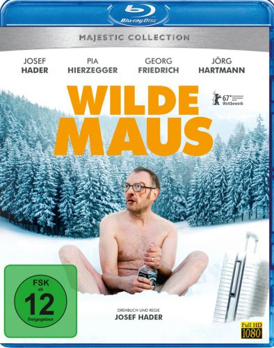 Wilde Maus Blu-ray Review Cover