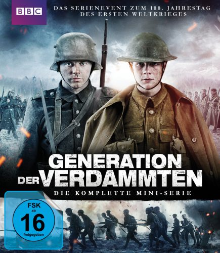 Generation der Verdammten Blu-ray Review Cover