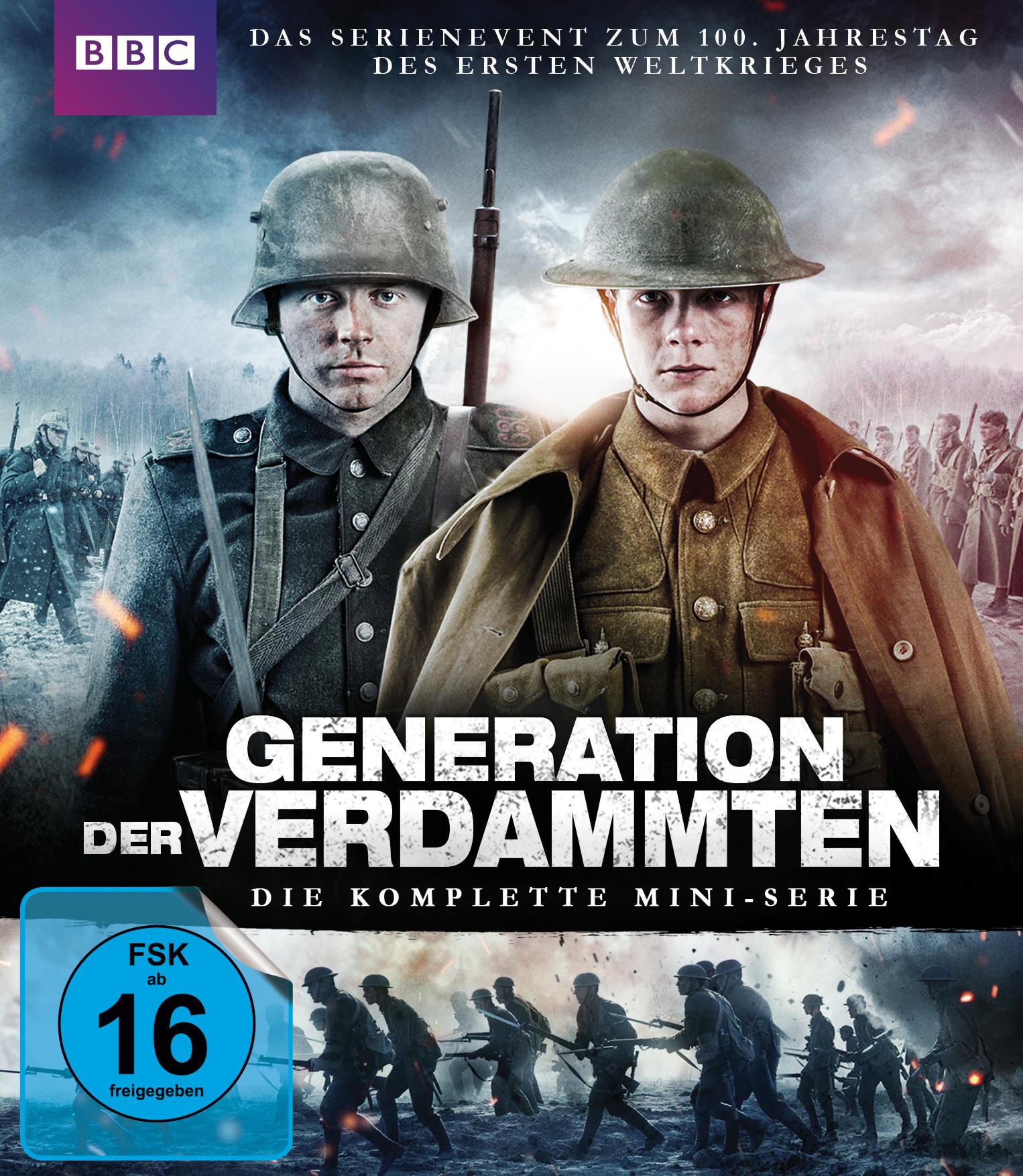 Blu-ray Kritik | Generation der Verdammten (Full HD Review)