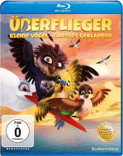 Überflieger - Kleine Vögel, großes Geklapper Blu-ray Review Cover