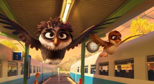 Überflieger - Kleine Vögel, großes Geklapper Blu-ray Review Szene 5