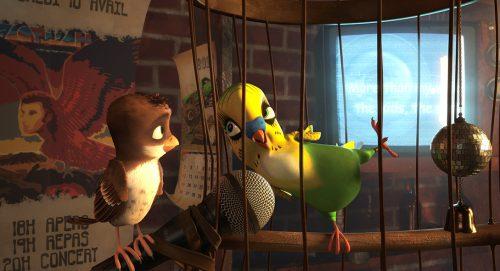Überflieger - Kleine Vögel, großes Geklapper Blu-ray Review Szene 6