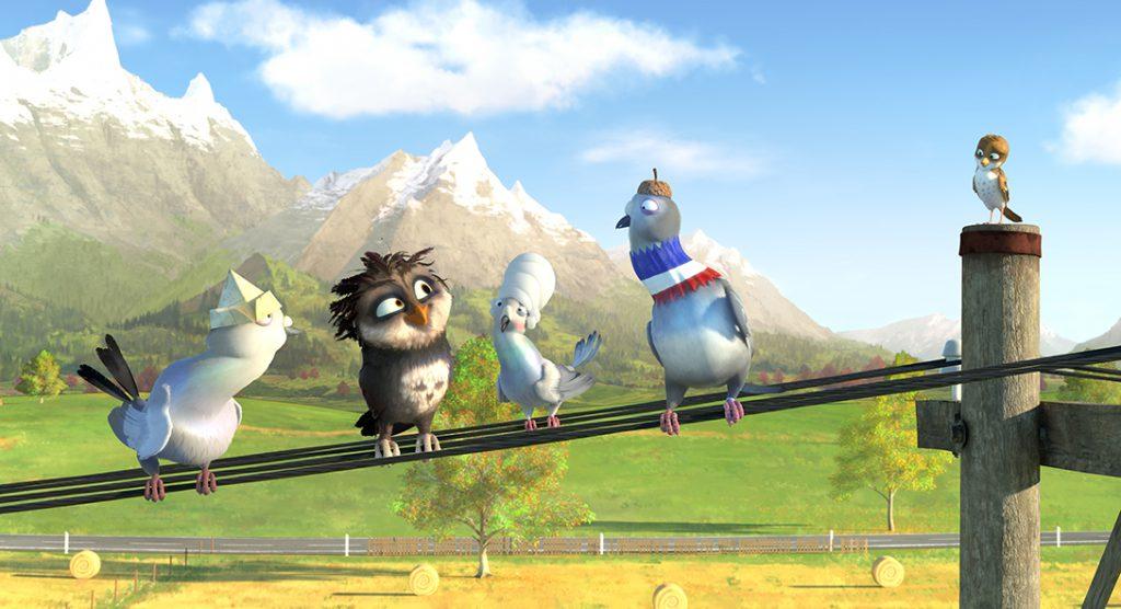 Überflieger - Kleine Vögel, großes Geklapper Blu-ray Review Szene 8