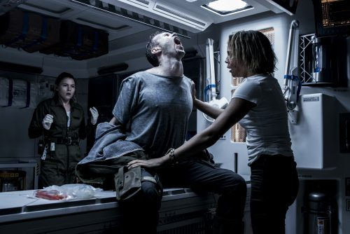 Alien Covenant Blu-ray Review Szene 10