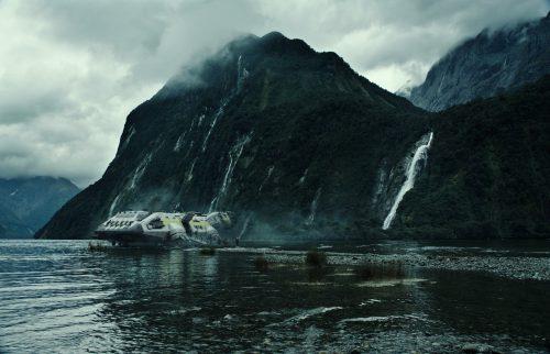Alien Covenant Blu-ray Review Szene 5
