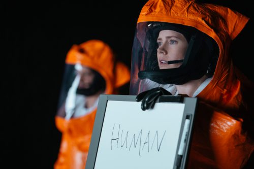 Arrival 4K UHD Blu-ray Review Szene 3